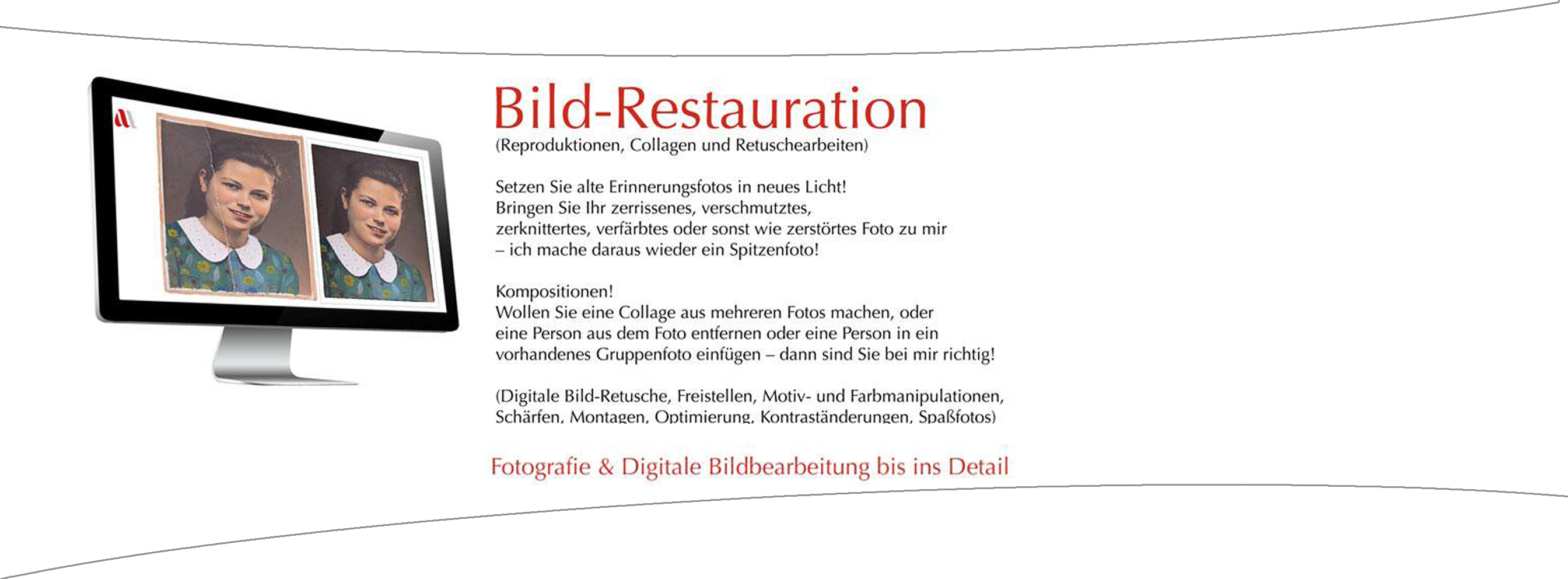 Bild-Restauration