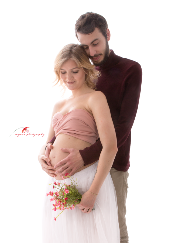 Schwangerschaftfoto