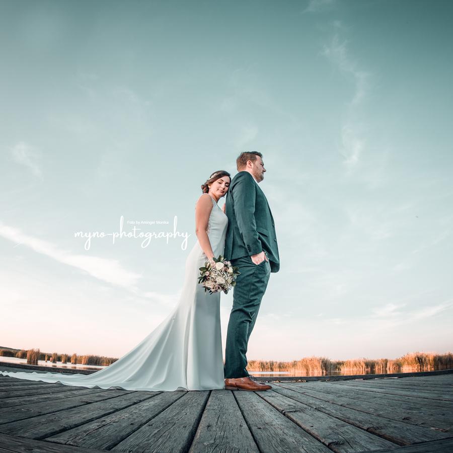 Hochzeit Kreative Fotoserie