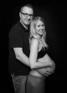 Schwangerschaftsfoto
