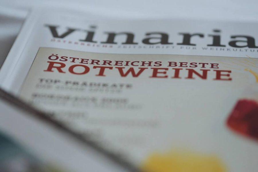 Riesen Erfolg Weingut Grenzlandhof