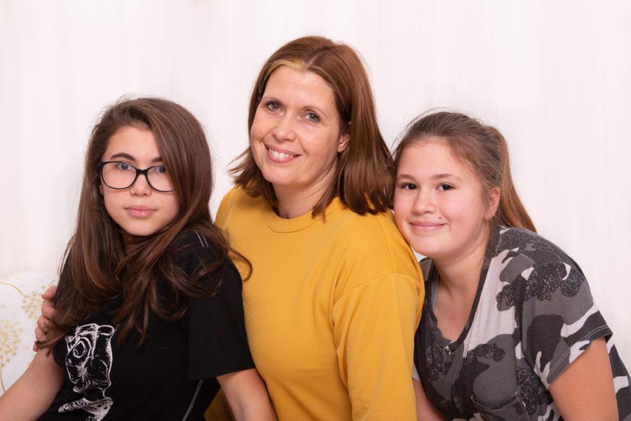 ÈVA und Ihre kleine Familie