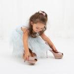 Fotoshooting mit Kinder