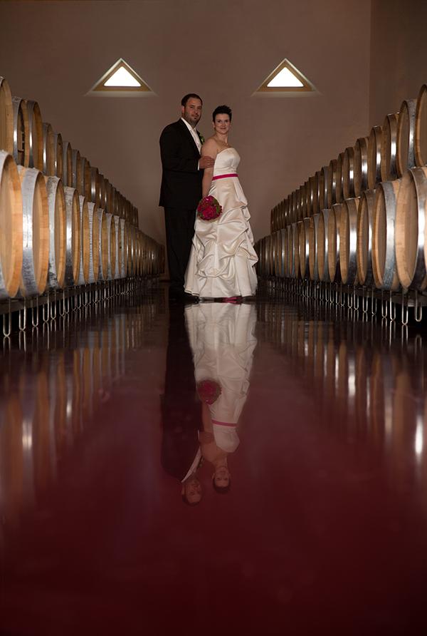 Hochzeitsfotos Architektur