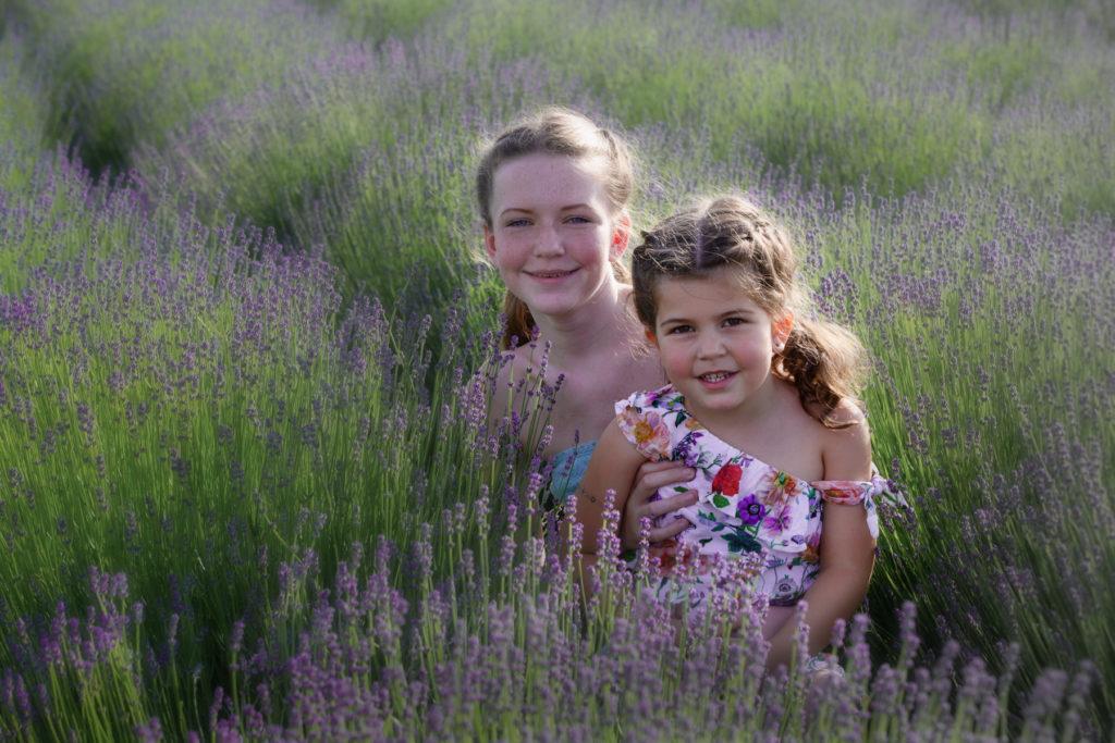 Outdoor Kinderfotos