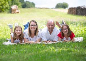Outdoor Familienfotos
