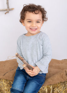 Fotoshooting für Kinder und Familien