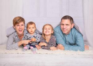 Fotoshooting für die ganze Familie in Burgenland, Niederösterreich und Wien