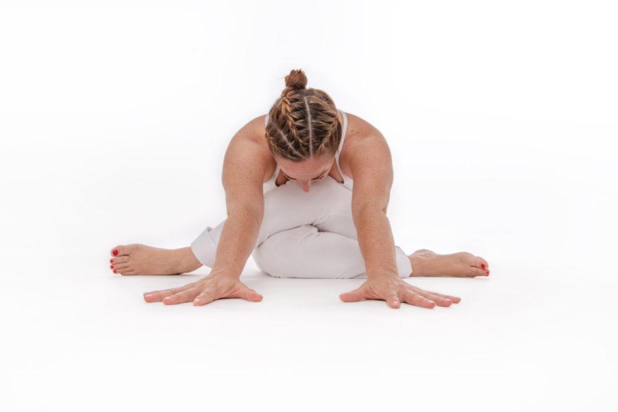 Yogashooting mit Nathalie