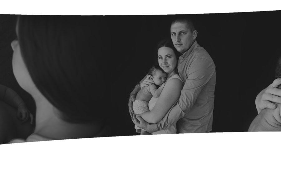 Homestory – Newborn, Babybauch, Familie oder Paarfotos