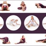 fotoshooting yoga Asanas